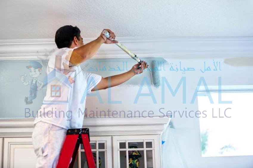 wall painting service dubai