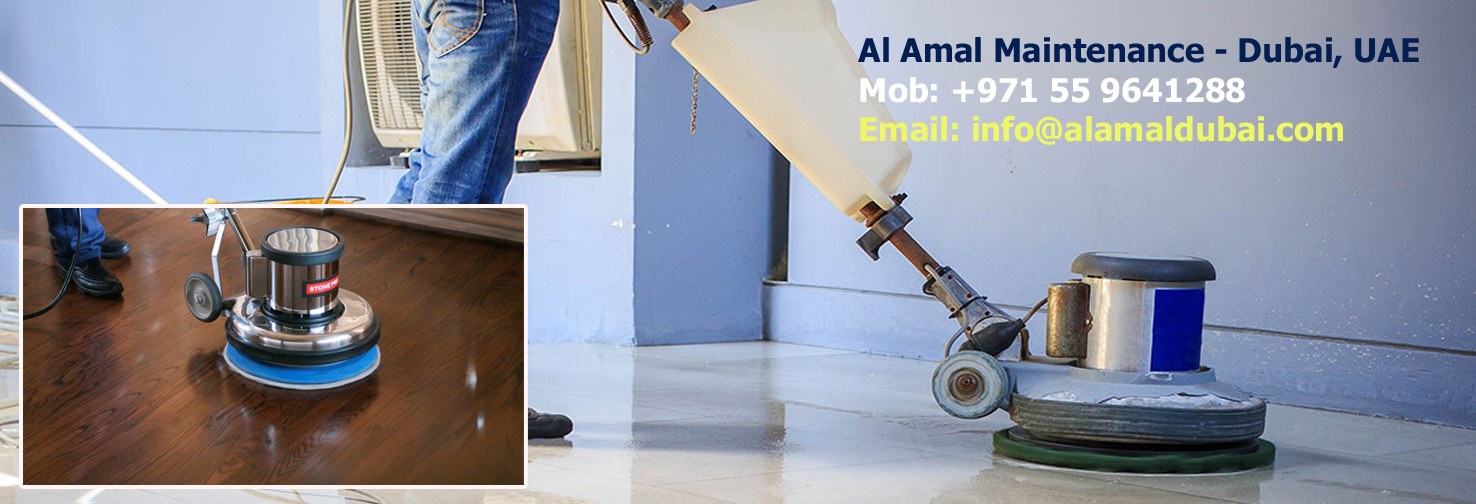 Floor Polishing Service - Wooden, Marble & Tiles Polishing