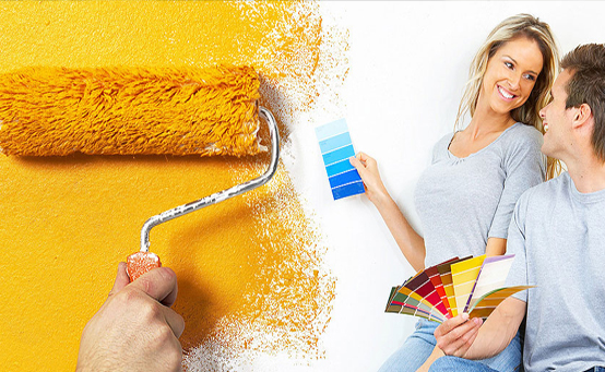 Wall Painting Service in Dubai