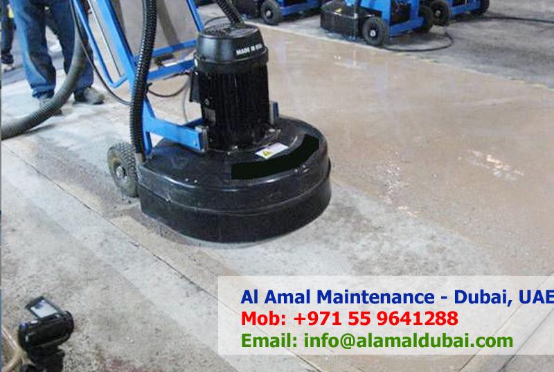 Floor grinding polishing uae copy